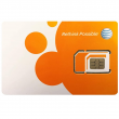 AT&T Pre-Paid SIM Card (Select Option: Nano, Micro, Standard)