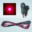 Super Bright Red LED Light [2v-14.5v]