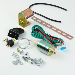 Power Trunk Release Kit / Solenoid Truck Pop