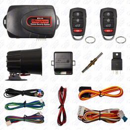 Universal Car Alarm for Cars and Trucks