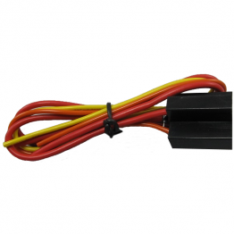 12-Volt DC 4-Wire Relay Socket - For Car Alarms, Starters, and Other Vehicle Components