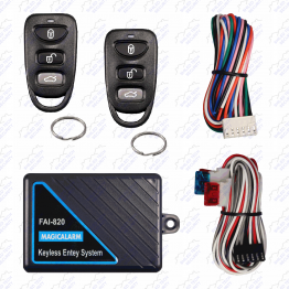 Keyless Entry System - Universal for Most Cars & Trucks