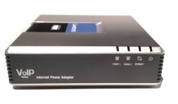 Linksys Digital Broadband Adapter - (Phone Line to Internet Adapter for Alarm System)