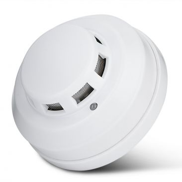 Wired Smoke Detector for Alarm System NO 12v