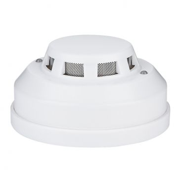 Wired Smoke Detector for Alarm System Normally Closed