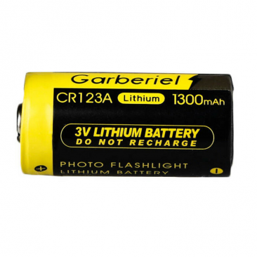 CR123 CR123A Lithium Battery 3v