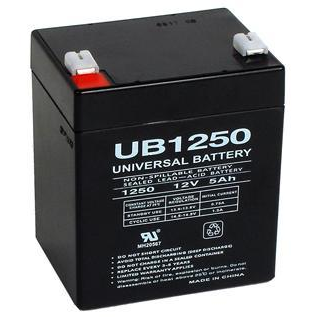 Replacement Rechargeable Battery (For 451 & 801 Alarms)