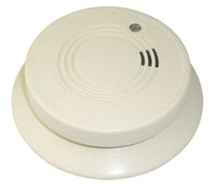 Wireless Smoke Detector for Alarm System