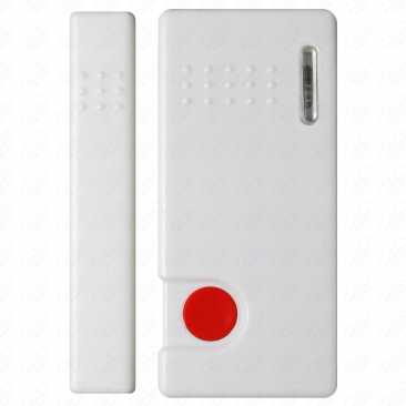 Wireless Panic Button Window Sensor