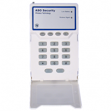 Wireless 1-Way Communicating Keypad