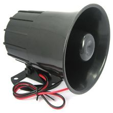 Wired Outdoor Siren