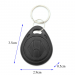 Black RFID Token Key Ring Fob