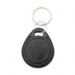 Black RFID Token Key Chain Tag