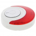 Wireless Indoor Siren w/ Red Strobe