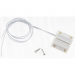 Wired Magnetic Contact Switch for Doors and Windows (Small White Strip)