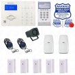 Wireless Security System w/ Cellular & Phone Line Dialer