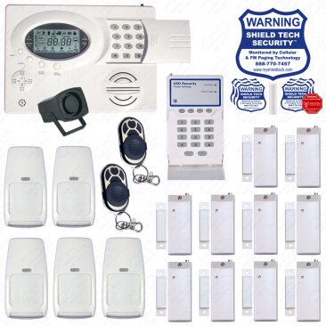 Alarm System VOIP Phone